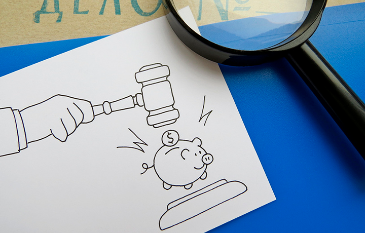 залог имущества налоговое право