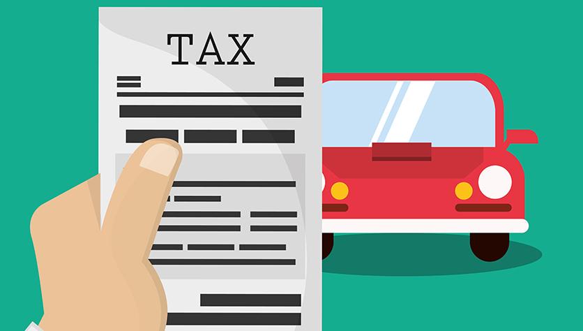 долги по налогам за автомобиль