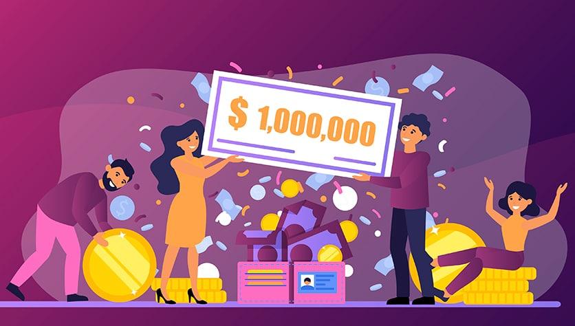 Выиграли в лотерею или получили подарок – уплатите налог
