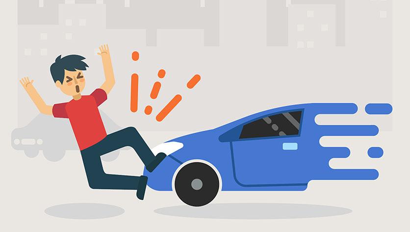 Выплаты по осаго пострадавшему пешеходу в дтп
